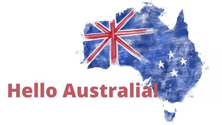 Welcome Australia
